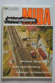MiIBA Miniaturbahnen 7 1987
