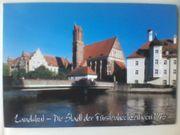 Ansichtskarte - Color Postkarte - Landshut - Die