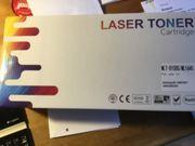 Laser Toner s w Drucker