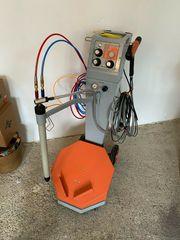 Pulverbeschichtungsgerät Elektron Pro Pulverbeschichtung NEU