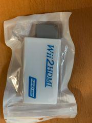 Wii HDMI Adapter für Nintendo