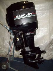 115 PS Mercury 2-Takt Außenb
