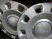 Radblenden FIAT 500 original gebraucht