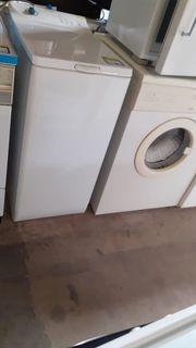Waschmaschine Toplader von Zanker - HH170624