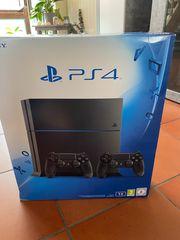 PS4 1 TB Speicher mit