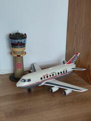 Playmobil Flugzeug Set Tower 10