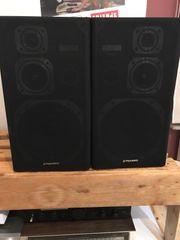 Pioneer 3 way speakers S-Z83D
