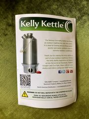 Kelly Kettle Base Camp Set