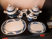 Set Villeroy Boch Blue Cloude