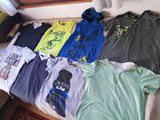 Bekleidung T-shirt Buben 146 152
