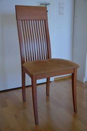 Eleganter Esstisch mit 6 Stühlen