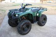 2014 YAMAHA GRIZZLY 550 EFI