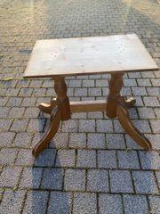 Original Tischfüße aus Eiche für