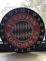FC Bayern München Dartscheibe