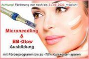 Microneedling BB-Glow Ausbildung günstig bis