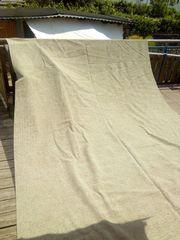 Großer Zeltteppich Vorzelt