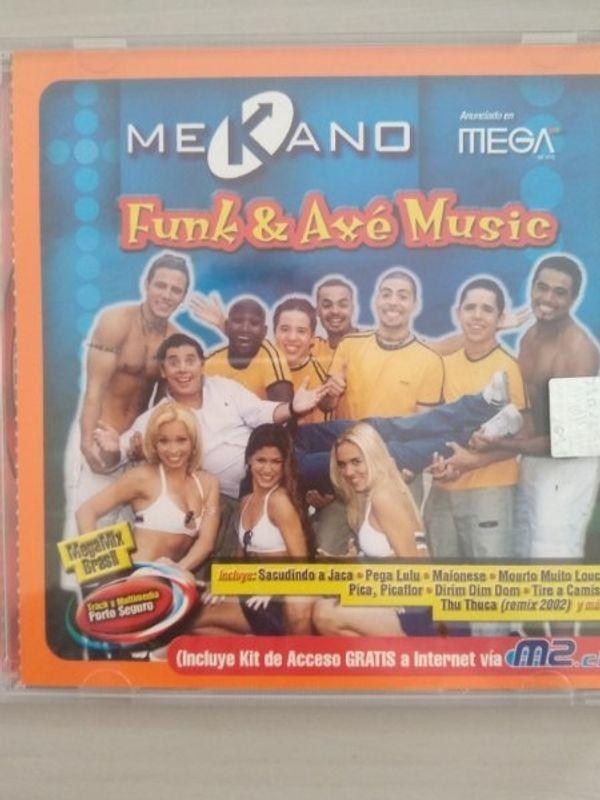 Mekano Funk and Axe Music