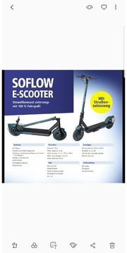 e scooter neu mit straßenzulassung