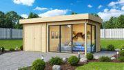 Gartenhaus Alu Concept 44 J