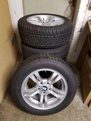 Winterreifen BMW X3