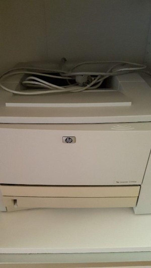 HP Laserdrucker