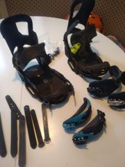 Bindung Snowboard L