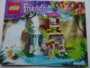 41033 Lego Dschungel-Wasserfall