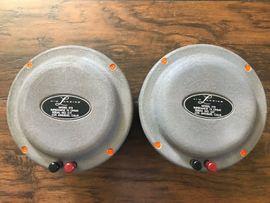 Paar Vintage JBL 375 Treiber guter Zustand