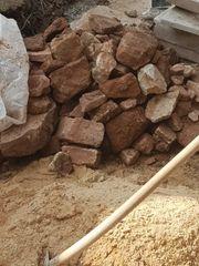 Sandstein zu verschenken