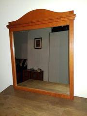 Exklusiver Wandspiegel Kirschbaum Spiegel Kirsche