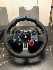 Lenkrad Logitech G29 für PS3