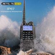 Retevis RT87 2m 70cm Handfunkgerät