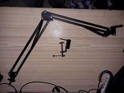 Mikrofon Tisch arme