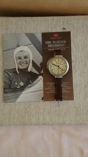 Piloten- Armband- Uhr aus der