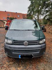 Volkswagen T5 Doppelkabine Pritsche