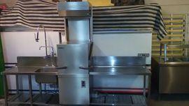Gastronomie, Ladeneinrichtung - Winterhalter GS 501 Haubenspülmaschine mit