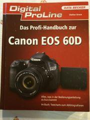 Canon EOS D60 das Buch