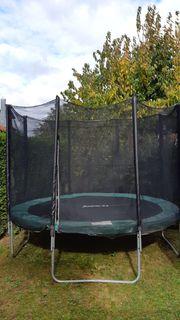 Trampolin 305 cm Durchmesser Gartentrampolin