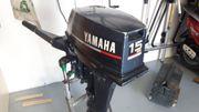 Aussenborder Yamaha 15D 2 Takt