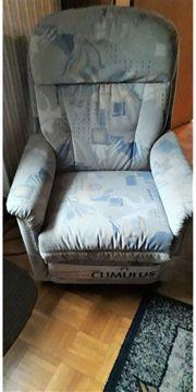 Sessel elektrisch verstellbar mit Aufstehhilfe