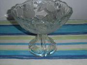 Glasschale durchmesser 21 cm höhe