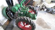 Agria 1700 Einachser Schlepper Traktor