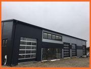 Werkstatt Lager Halle Gewerbe Hallen