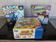 Kinderspiele zu verschenken