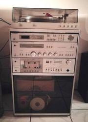 Telefunken Soundanlage TOP voll funktionstüchtig