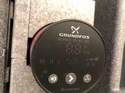 Grundfos Pumpengruppe 25-40 Alpha 2