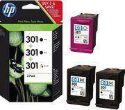 HP 301 Multipack Original Druckerpatronen