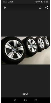 4x Winterreifen BMW 5er Goodyear