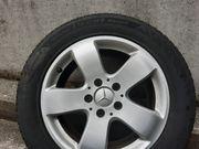 Winterreifen mit Alufelgen für Mercedes
