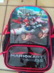 Kinderrucksack Super Mario Kart